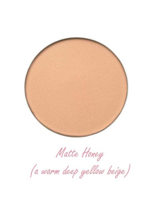 Matte Honey